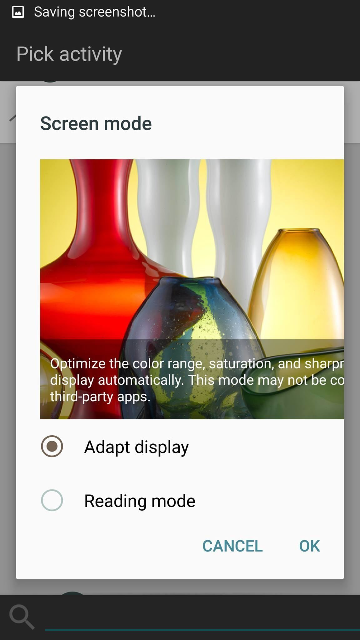 Unlock the 'Adapt Display' Screen Mode on Samsung Galaxy Devices for More Accurate Colors