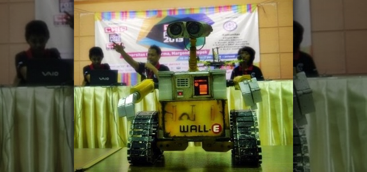 Making a Low Cost wall.e Robot