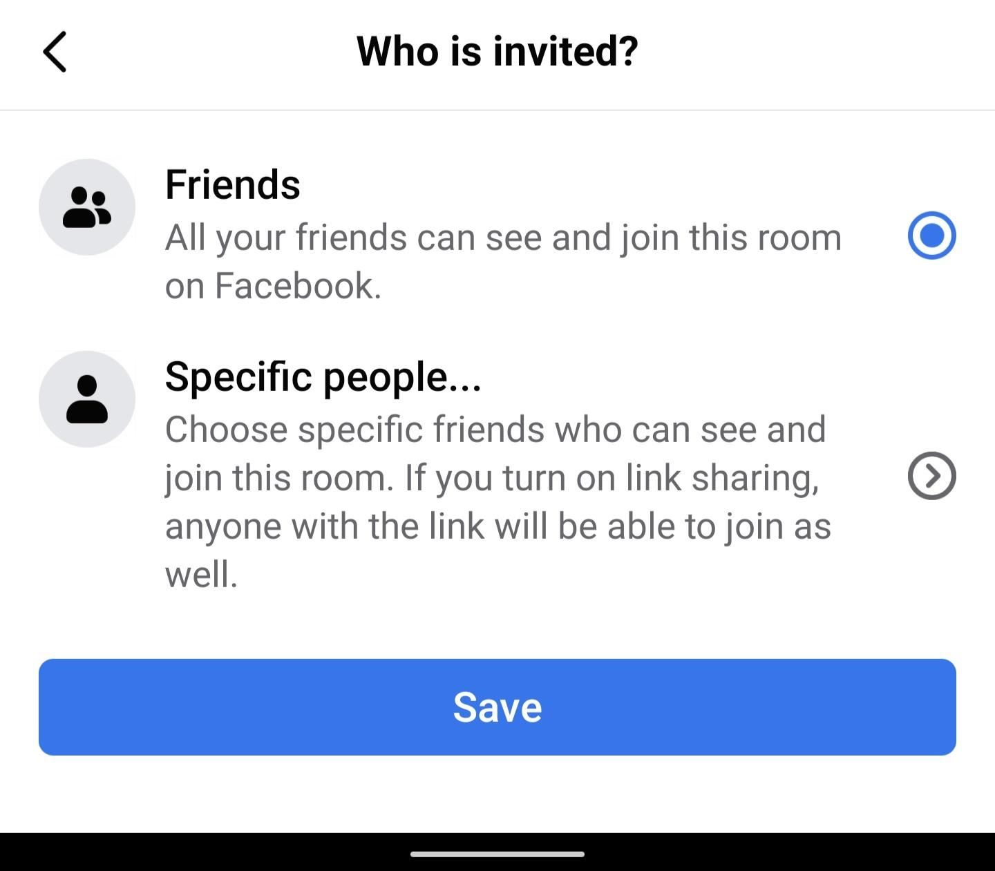 How to Set Up a Private Facebook Room for Video Chat