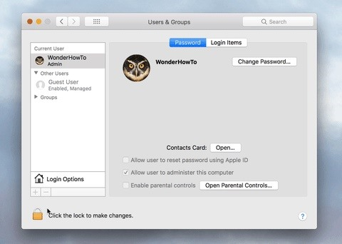 How to Protect Yourself from macOS High Sierra's Glaring Empty-Password Security Flaw