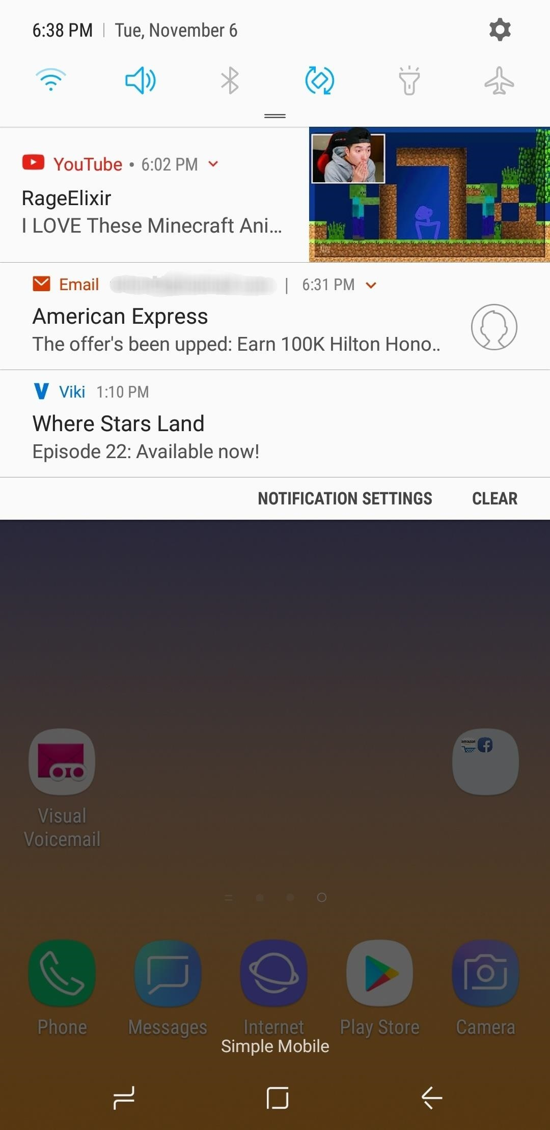 You're Going to Love the New Notifications in Samsung's One