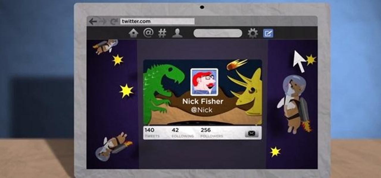 Beautify Your Twitter Account with Profile, Header, and Background Images