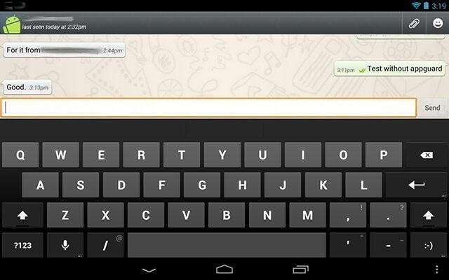 How to Install the WhatsApp Messenger onto Your Nexus 7 and Sync It with Your Phone Number