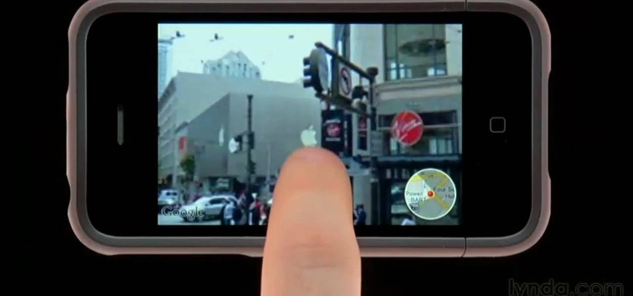 google street view iphone how to use view on an apple iphone 3g or 4g 2942