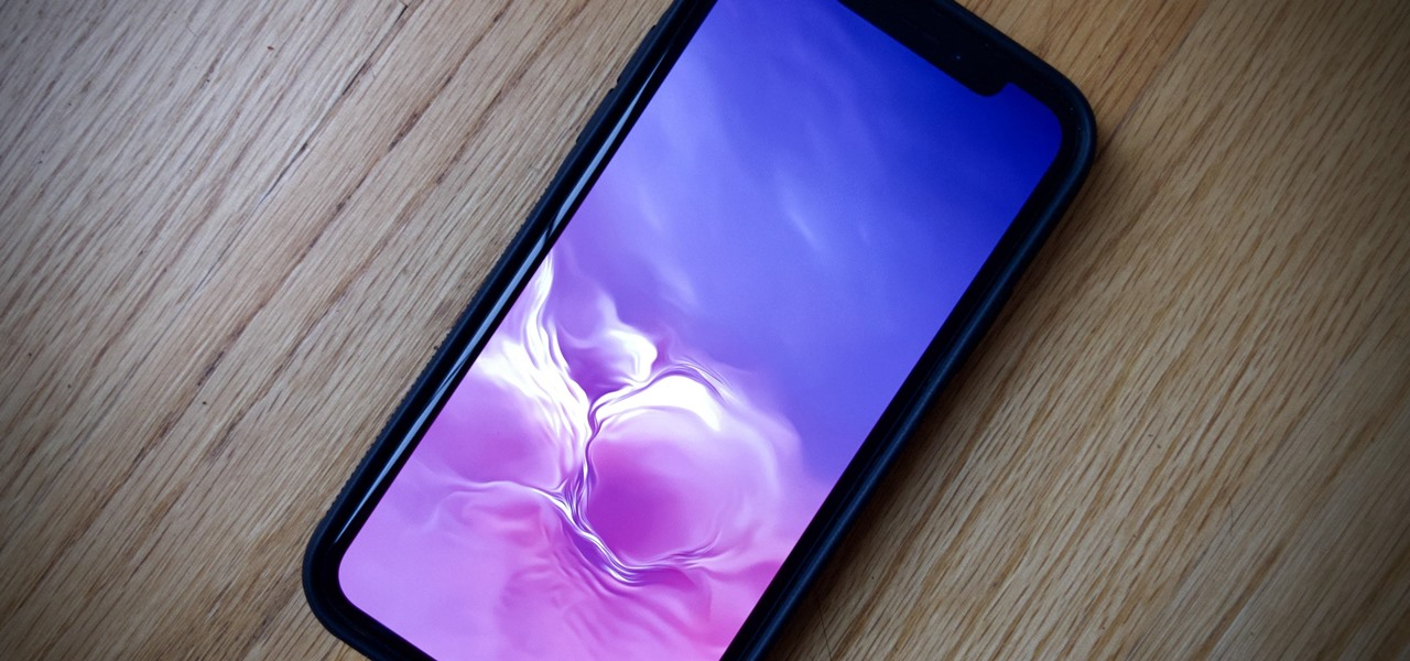 How To Get Samsung Galaxy S10 Wallpapers On Your Iphone