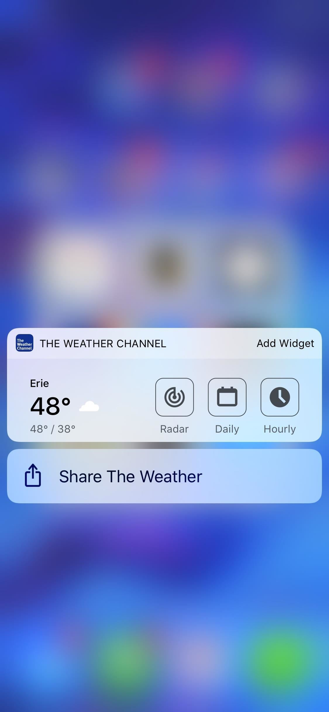 The Easiest Way to Add Widgets to the Today View on Your iPhone