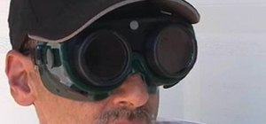 Make infrared goggles
