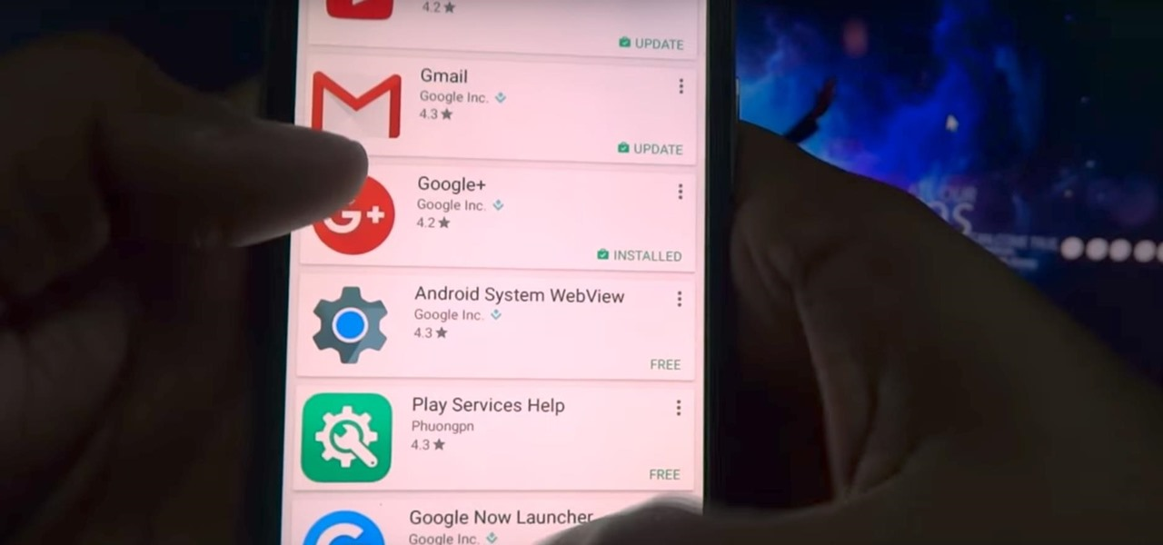 Google Play Store Lets You Know What's New About Your App Updates