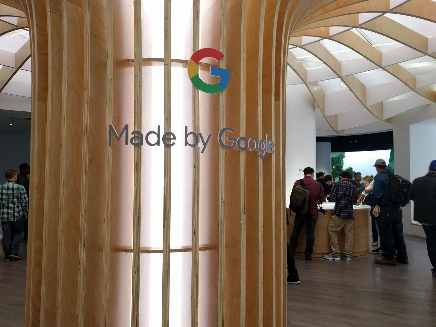 The Made by Google Pop-Up Shop in NYC Is Like an Apple Store, but with Personality