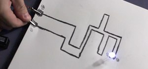 Make a Functional Circuit—On Paper!