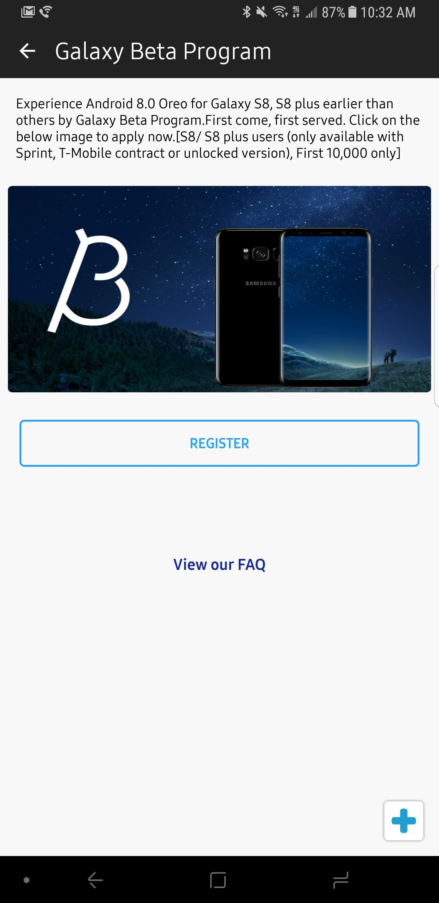 The Official One UI Beta Is Rolling Out for the Galaxy S9
