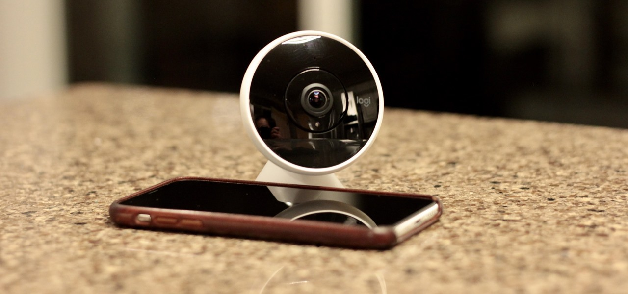 Enable HomeKit Secure Video on Your Logitech Circle 2 Cameras