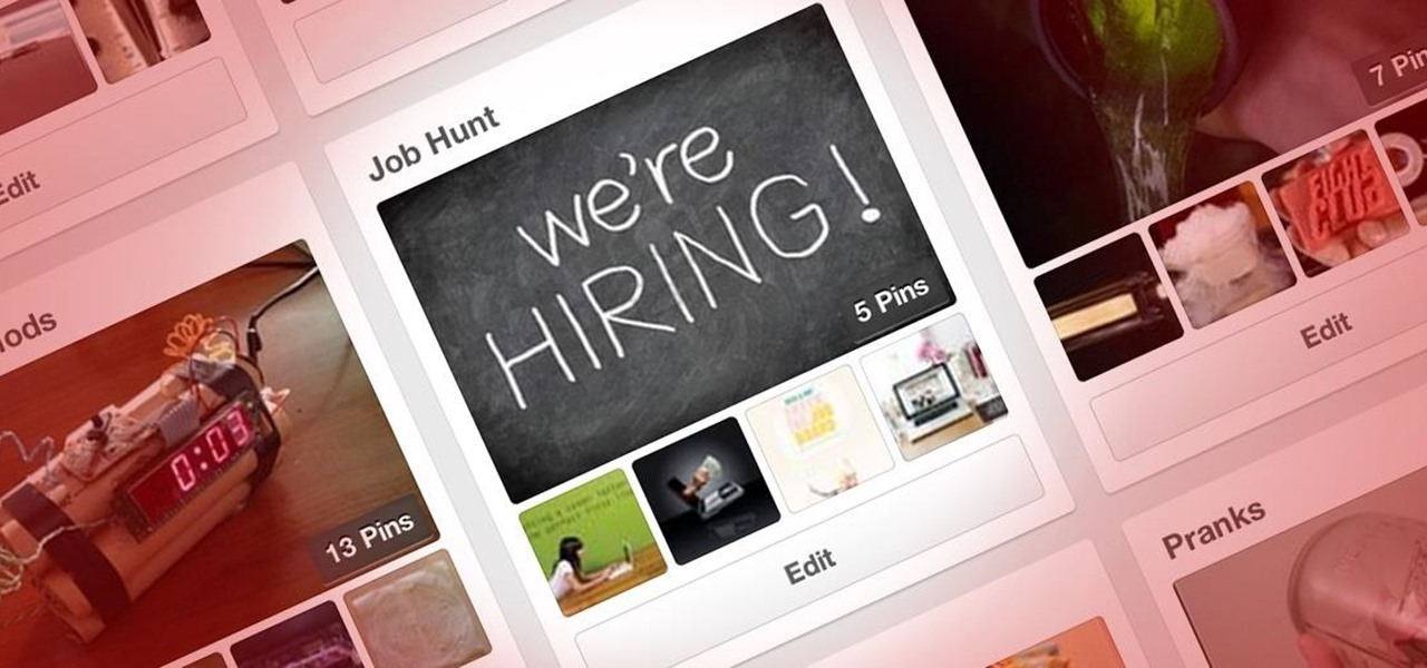 Use Pinterest & Tumblr to Find Your Next Great Job