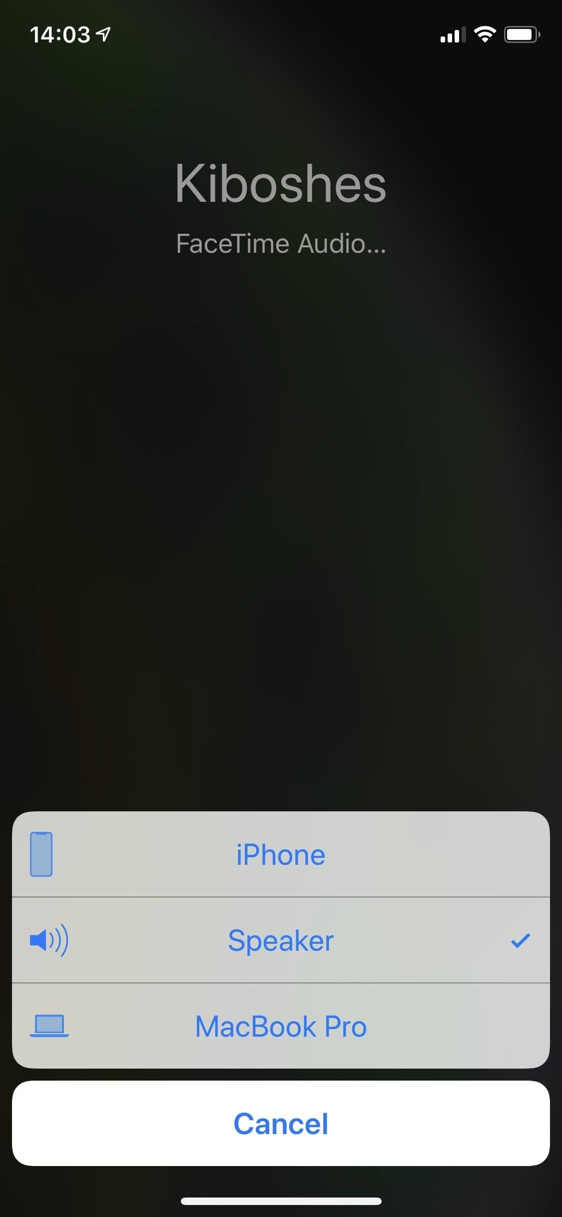 How to Turn Your iPhone's Speakerphone On Automatically for FaceTime Audio Calls