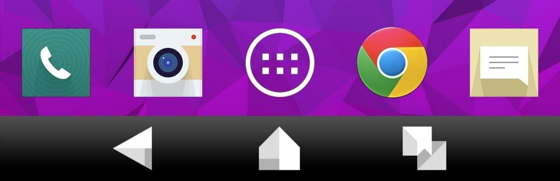How to Add More Soft Key Styles to Your LG G3 (No Root Required)