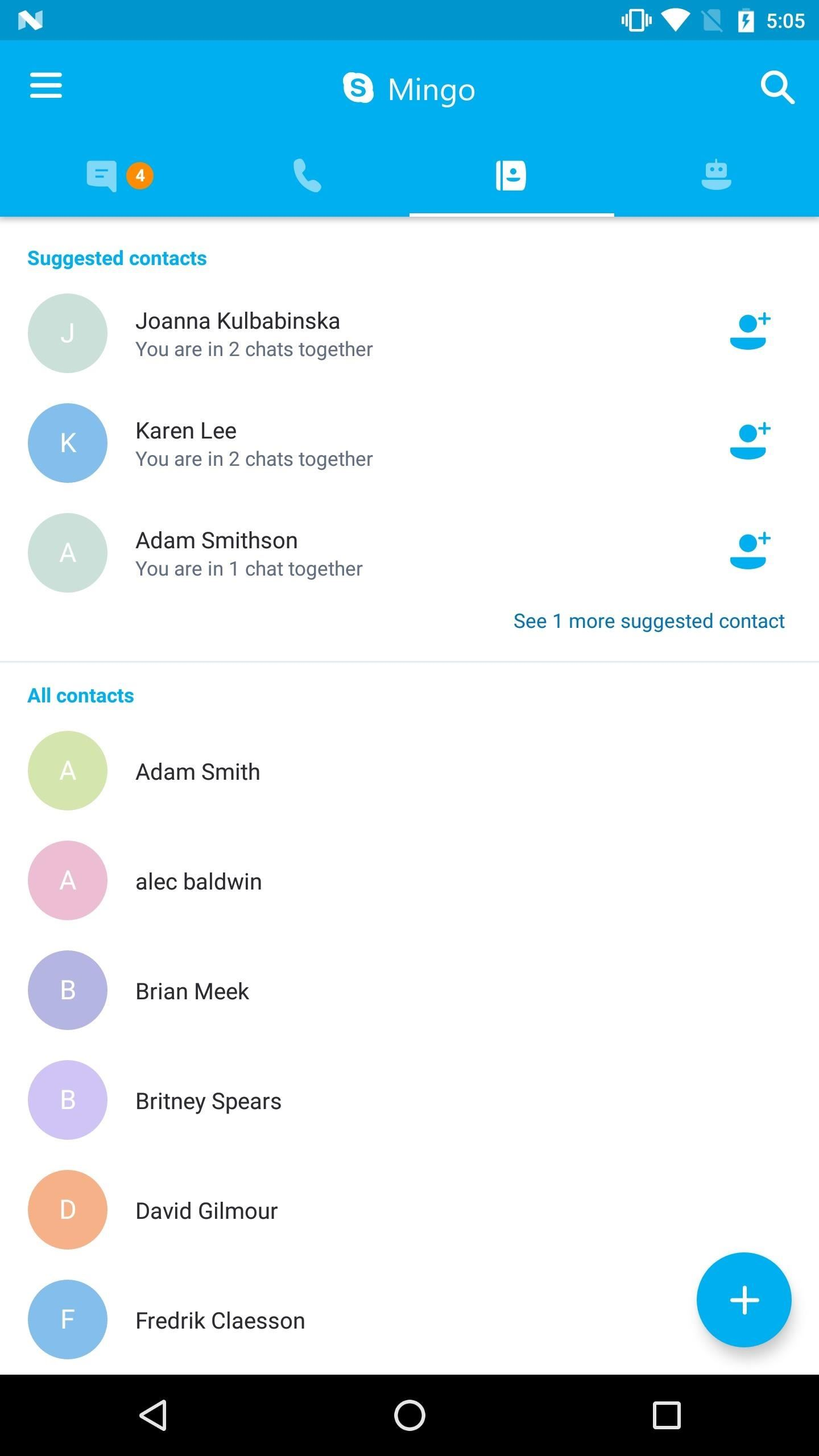 How to Get Skype's New Android App with Native Calling, SMS & Contacts Management