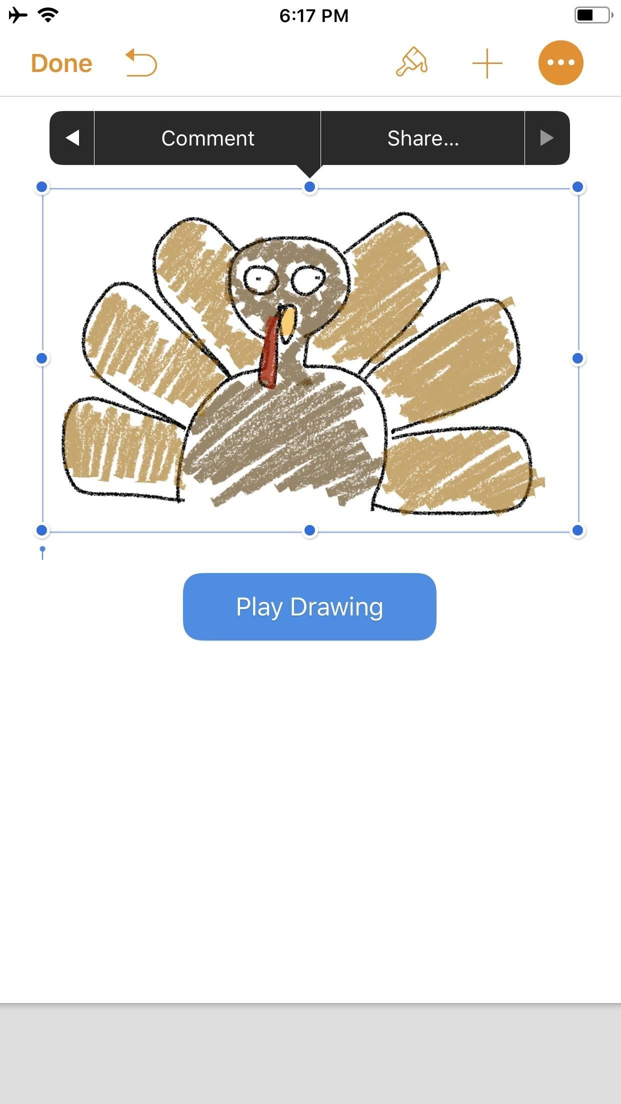 How to Animate & Share Drawings on Your iPhone Without Any Third-Party Apps