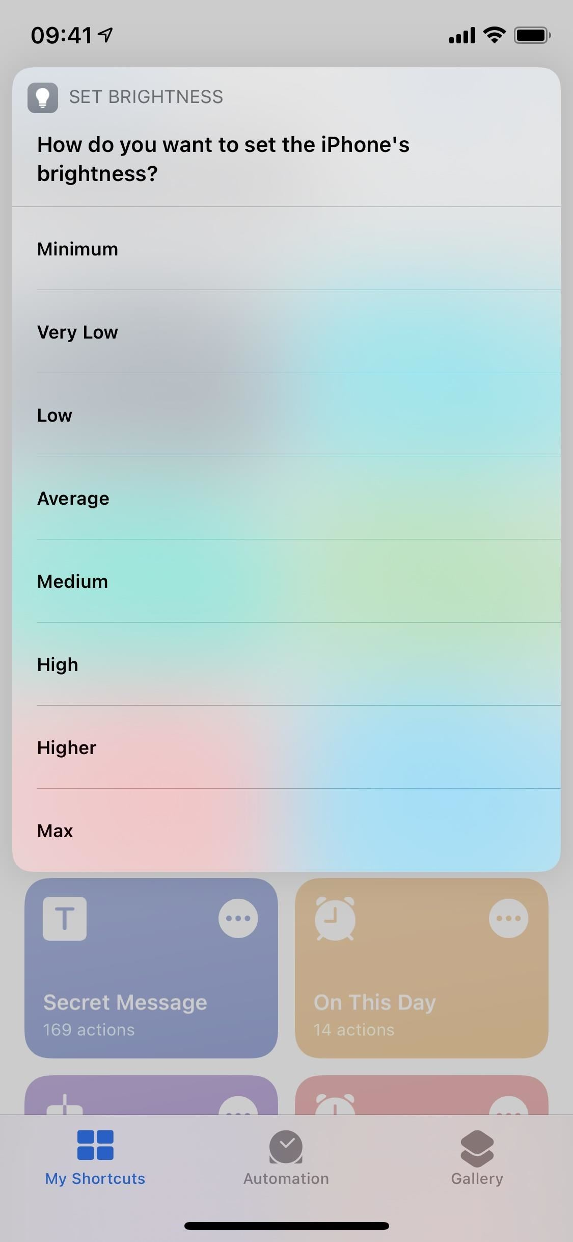 The Fastest Way to Dim Your iPhone Screen Lower Than the Lowest Possible Brightness