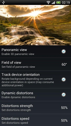 How to Liven Up Your Samsung Galaxy S3's Home Screen with Custom 3D Panoramic Wallpapers
