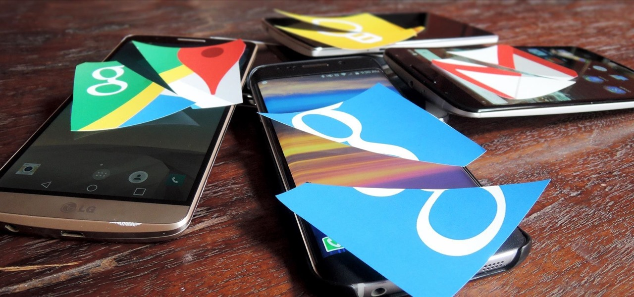 Completely Banish Google from Your Android Experience