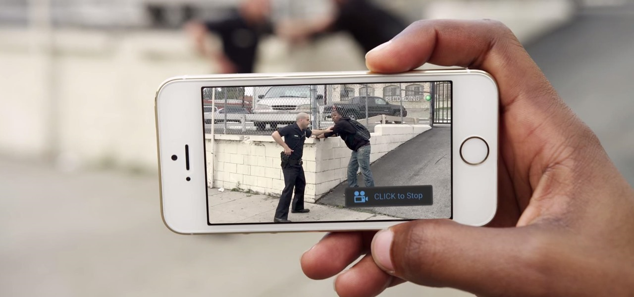 Keep Your Videos Safe & Secure When Recording Police Interactions