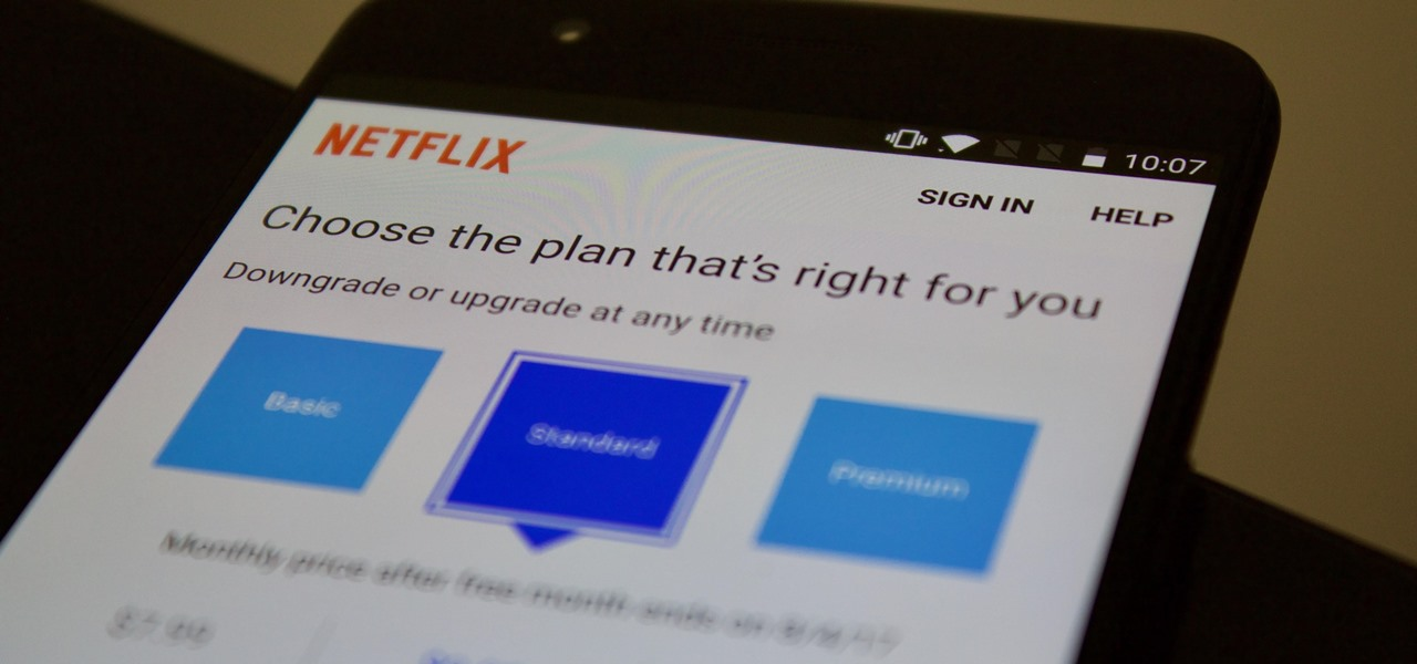 Choosing the Netflix Plan That's Right for You