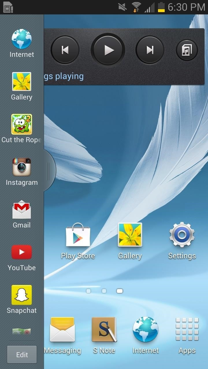 How to Make Incompatible Apps Work in Multi-Window View on Your Galaxy Note 2