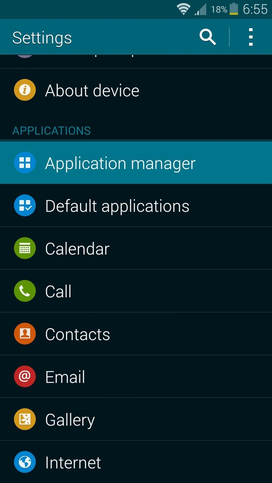 Kitkat: Disabling Notifications Before You Get One