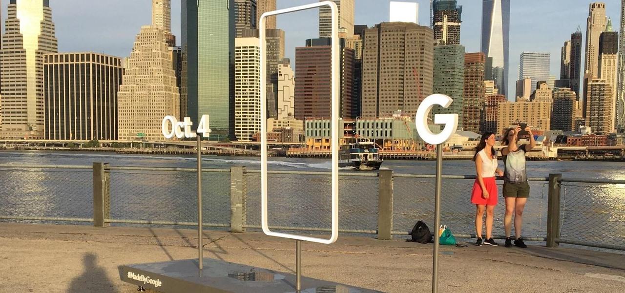 Andromeda, Pixel & More Coming at Google's Oct. 4 Announcement