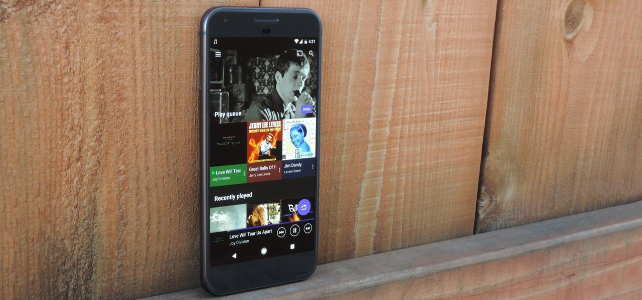 Get Sony's New Xperia Music App with Material Design on Any Android