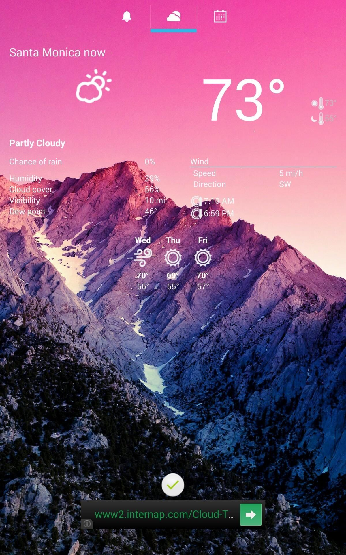 Wake Up to Spoken Calendar Events & Weather Forecasts for the Day on Your Nexus 7