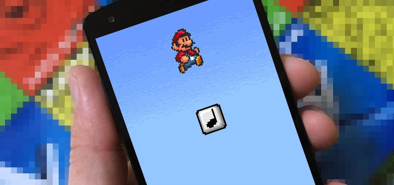Glorious 8-Bit Video Game Sounds & Ringtones Are Here for Your Nexus
