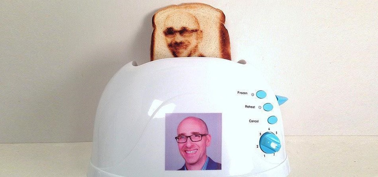 How to Turn Your Toast into the Most Delicious Selfie Ever