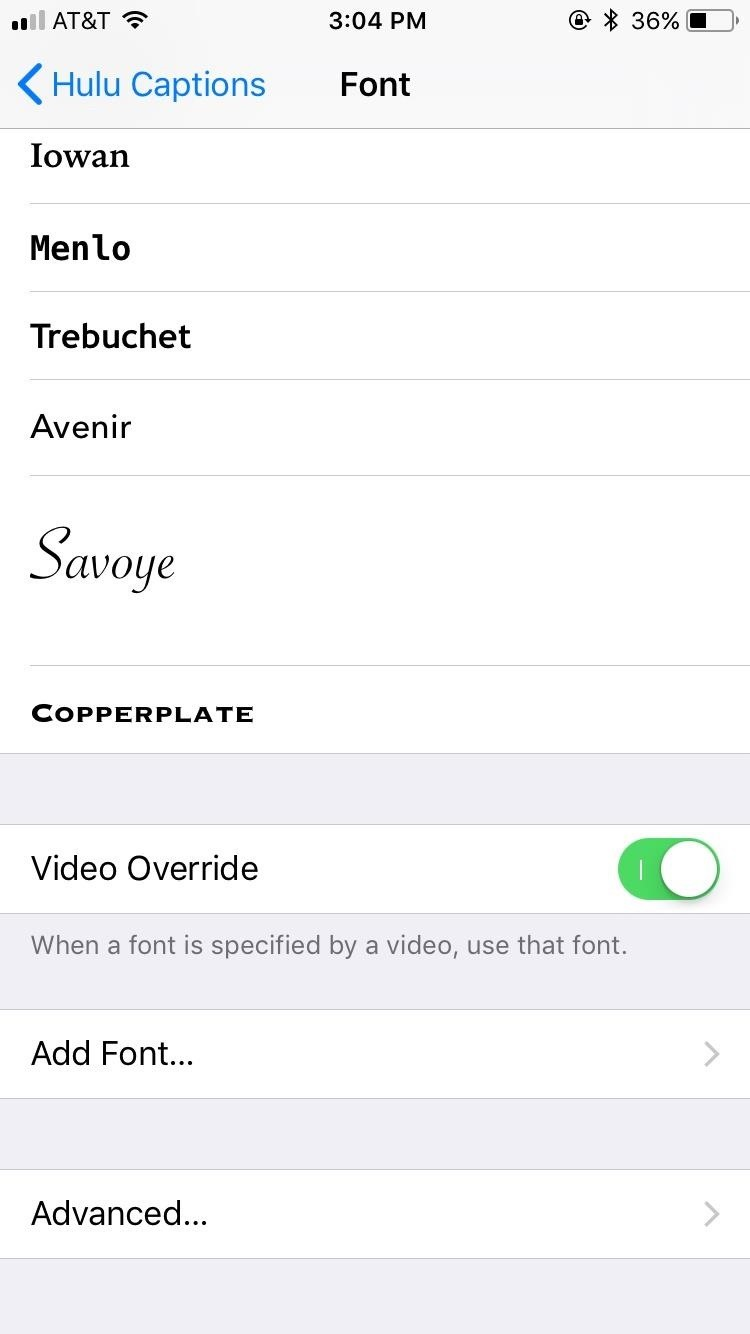 Hulu 101: How to Customize Captions & Subtitles on Your Phone