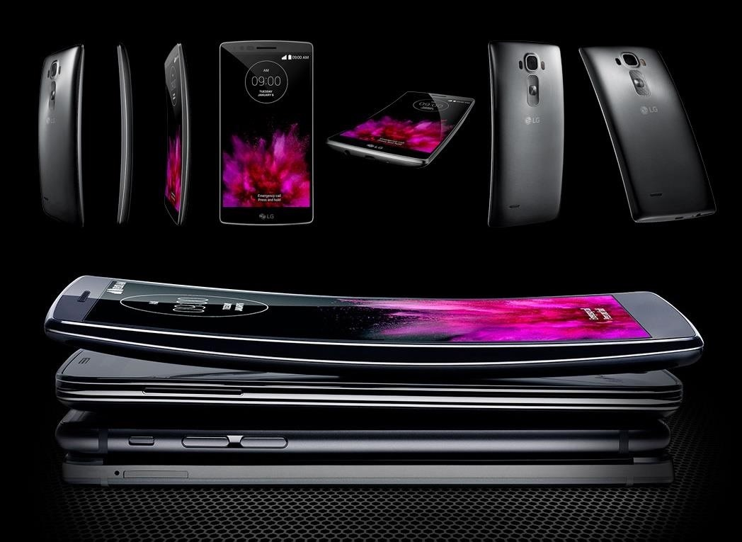 CES 2015: Check Out the All New LG G Flex 2, the Gorgeous, Self-Healing Curved Phone