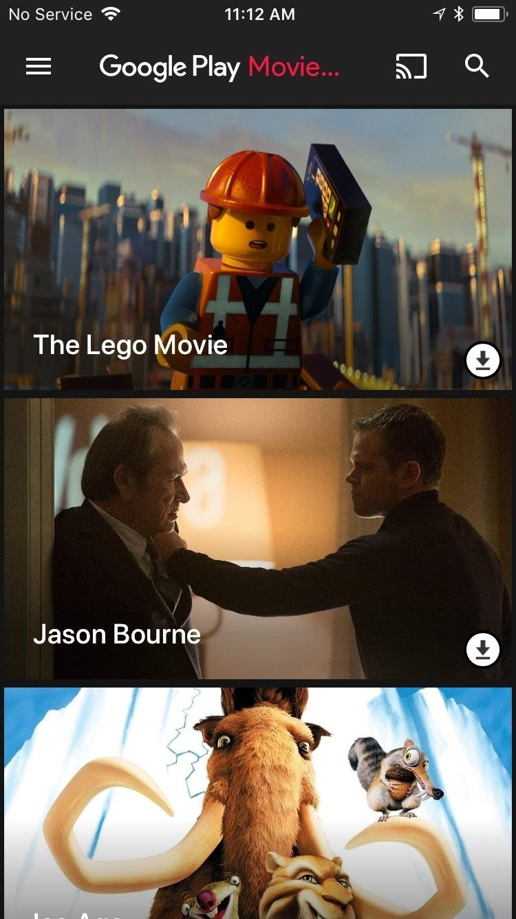 what is the best movie show app for android