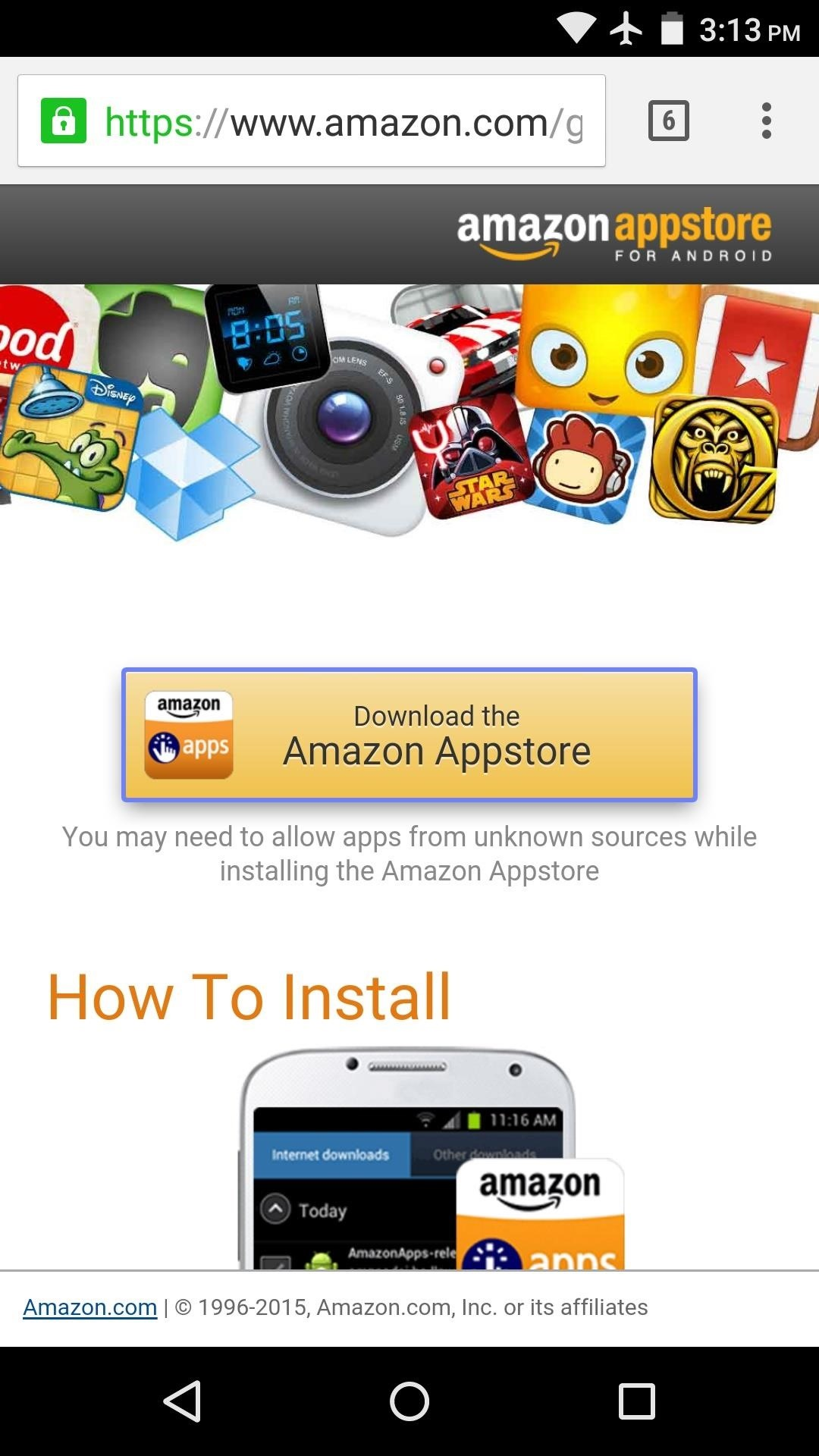 Android Basics: How to Install Apps