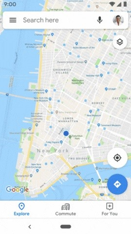 Coming soon: Use incognito mode on Google Maps to keep your site search and navigation completely private [19659007] Coming soon: Use incognito mode in Google Maps to make your site search and navigation completely private to keep.