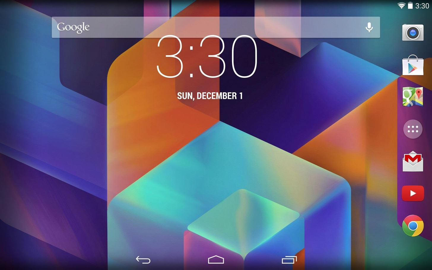 "How to Get the Exclusive Google Nexus 5 ""Experience"" Launcher on Your Nexus 7 Tablet"