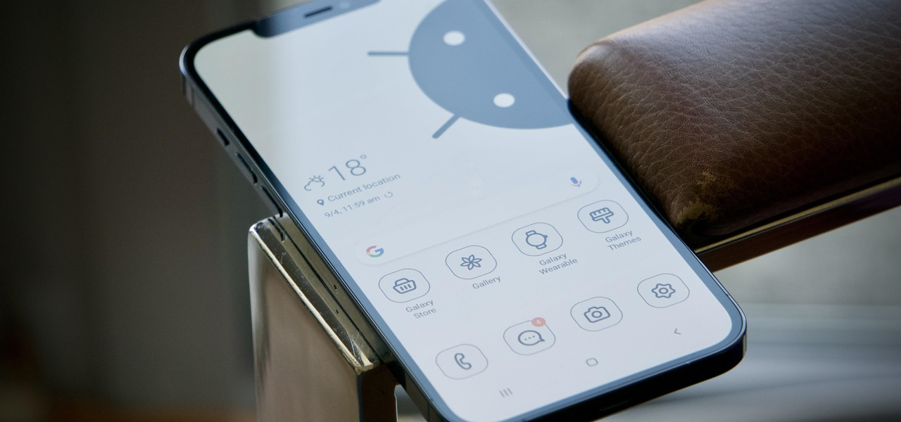 This Interactive Demo Turns Your iPhone into a Samsung Galaxy Smartphone You Can Test Out
