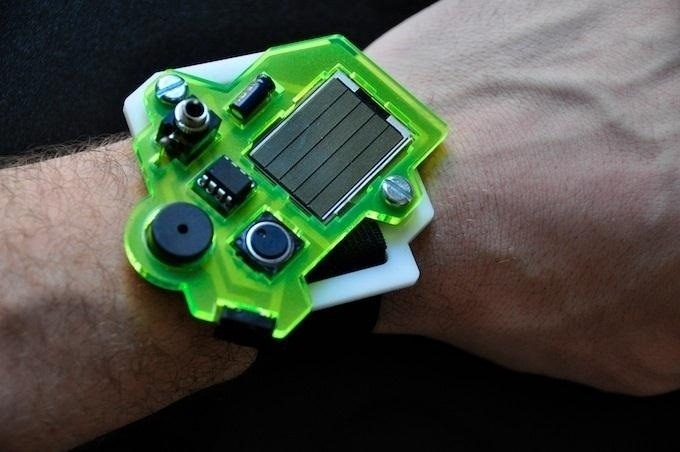 How to Build a Solar-Powered Mini-Synthesizer Wristwatch
