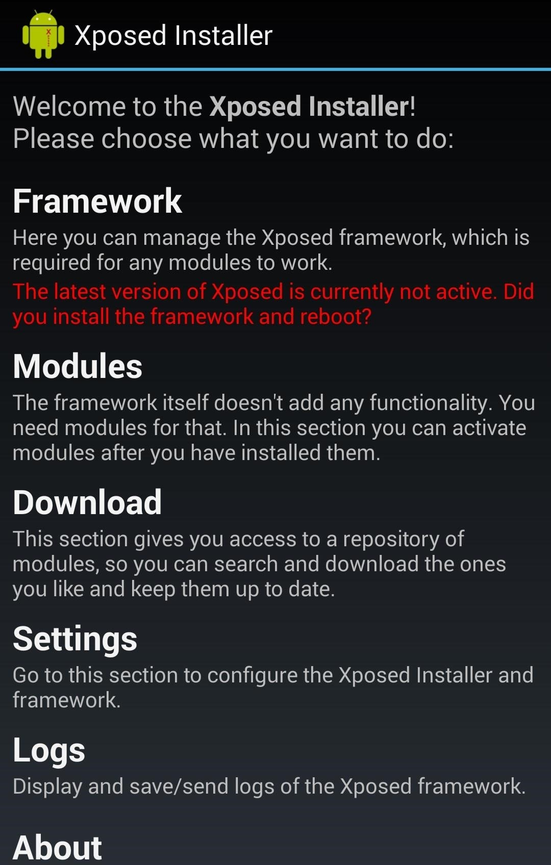 How to Install the Xposed Framework on Your Nexus 5 for Max Customization