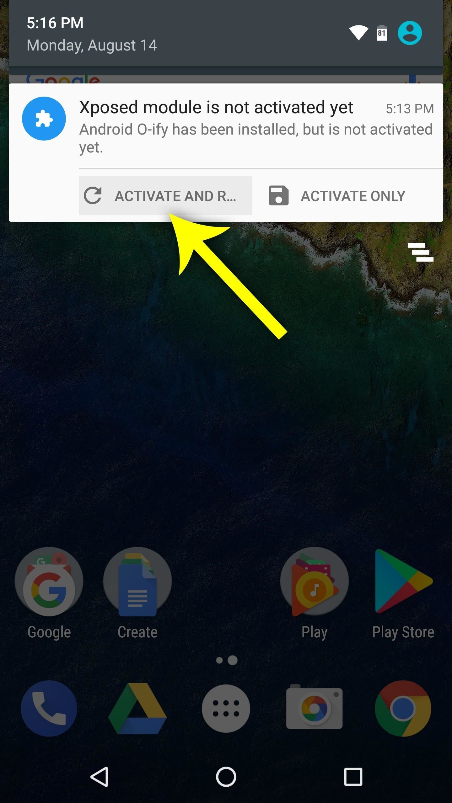 Xposed 101: How to Activate a Newly-Installed Module