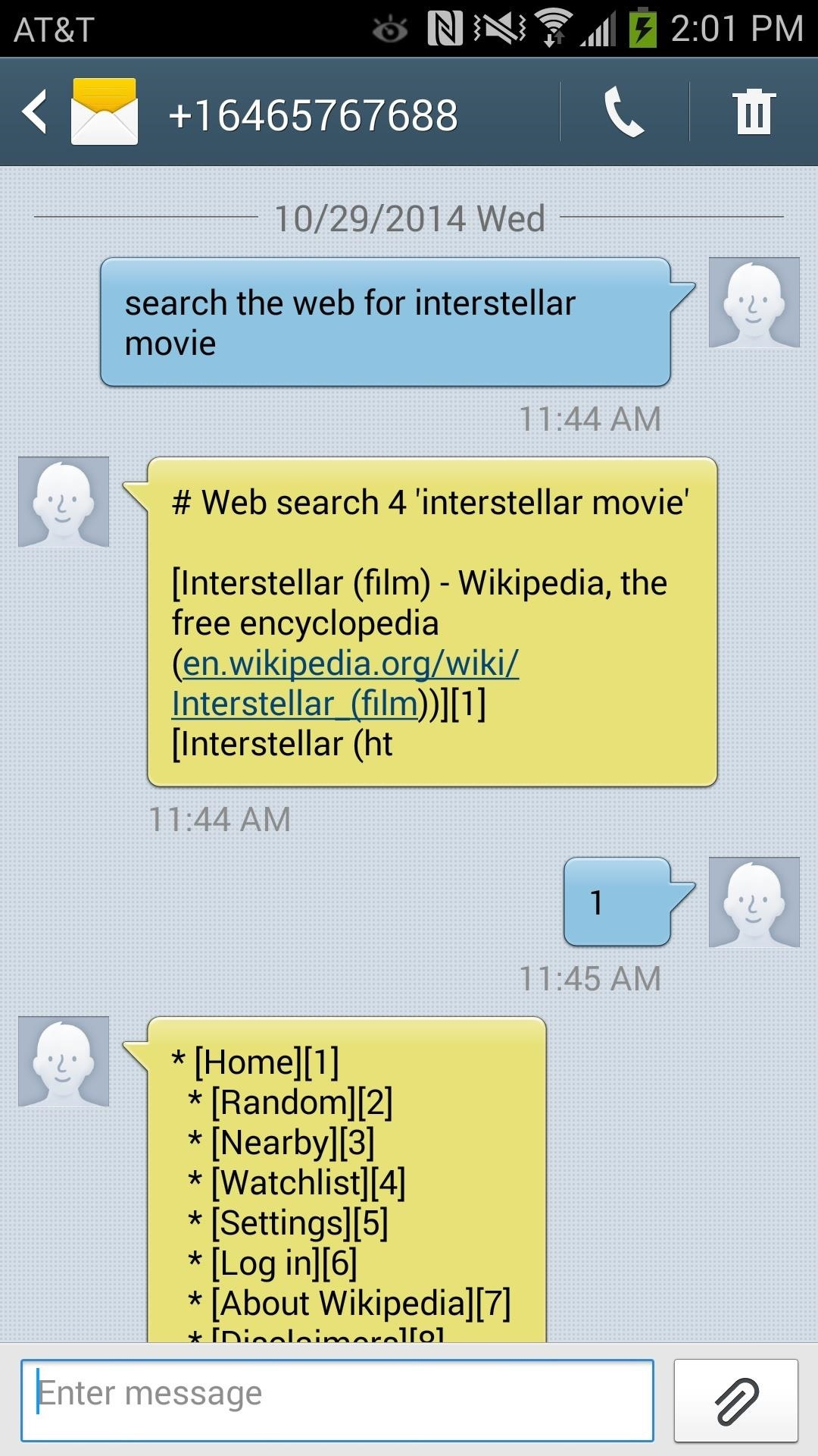 Use Text Messages to Surf the Web on Your Phone Without Any Data