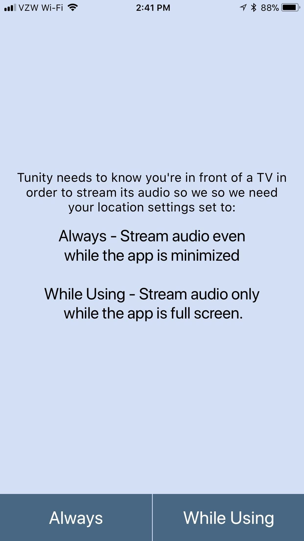 This App Makes It Easy to Actually Hear the TV at a Loud Bar