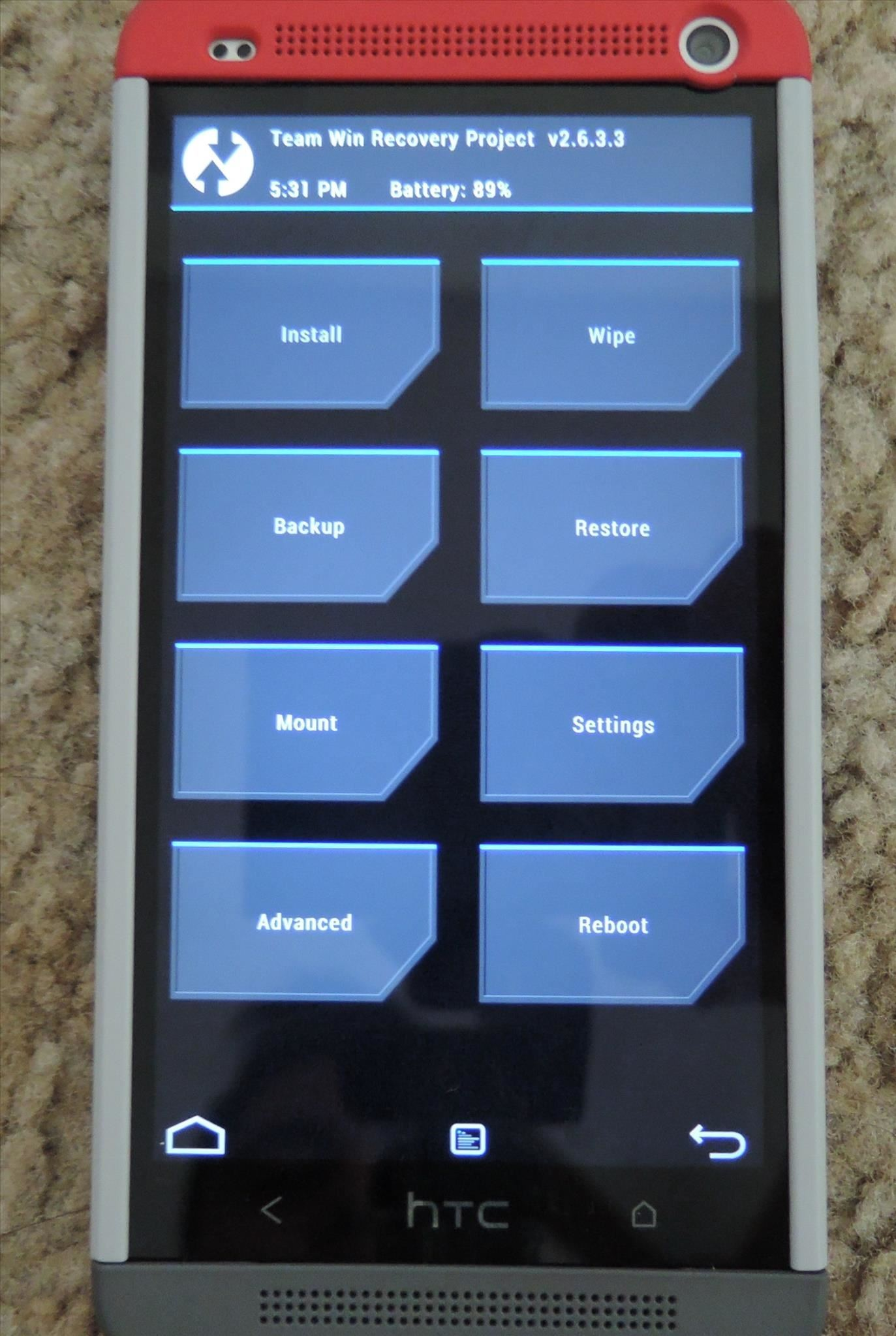 How to Customize the Boot Animation on Your HTC One