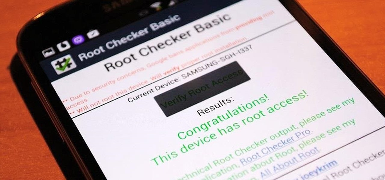 Root Your AT&T Samsung Galaxy S4 (MF3 Firmware)