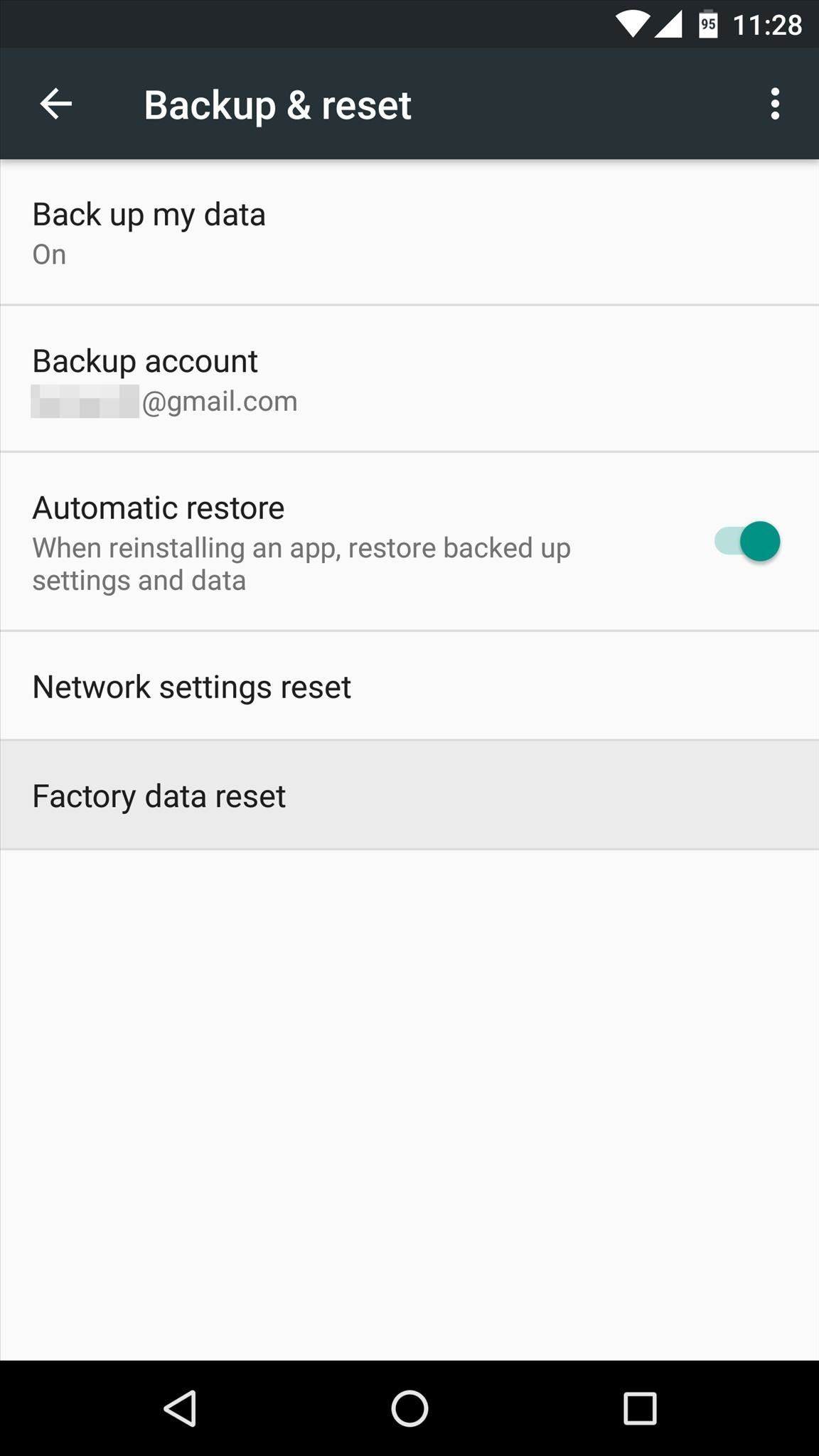 How to Factory Reset Your Android the Right Way