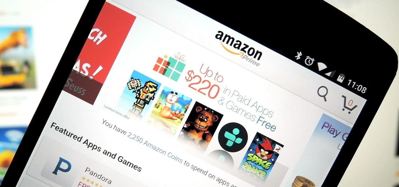 Get 40 Paid Android Apps for Free in the Amazon Appstore