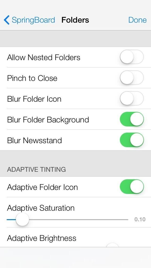 Are There New Folder, Gesture, & Multitasking Features Hiding in iOS 7?